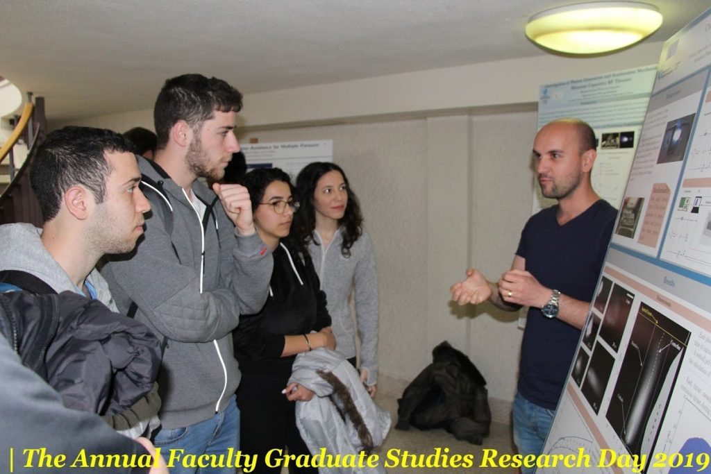 Annual Graduate Studies Research Day 2019